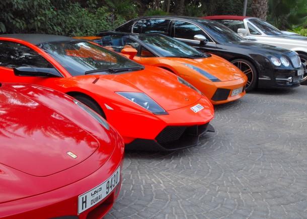 dubai supercars