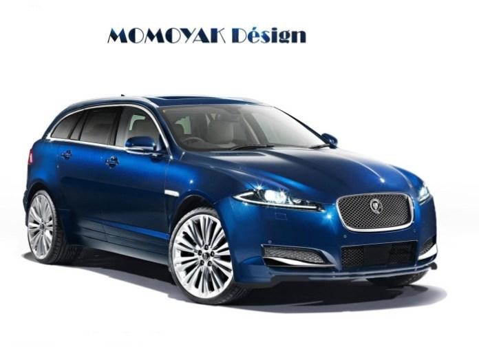 Jaguar SUV by MOMOYAK