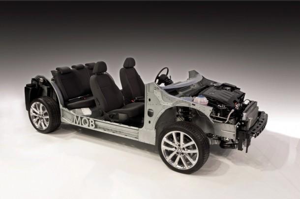 Volkswagen Golf 7 MQB Platform