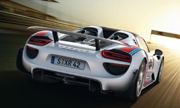 Porsche 918 Spyder brochure leaked (2)