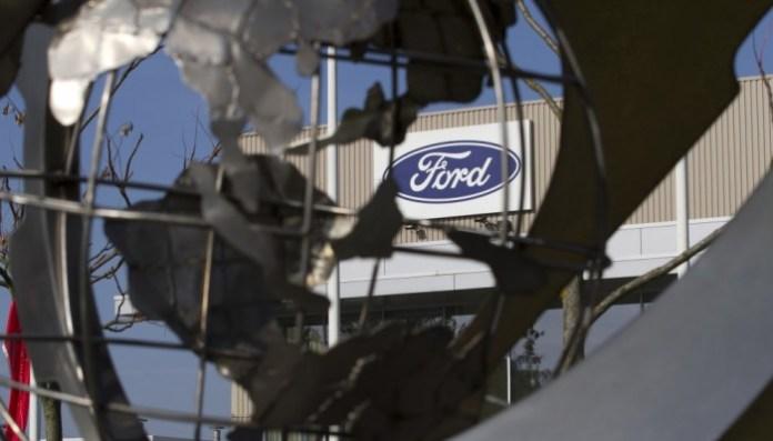 Ford Belgium Plant