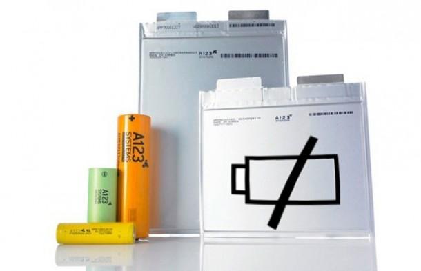 a123 batterys