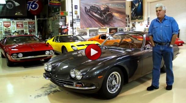 1965 Lamborghini 350 GT - Jay Leno Garage