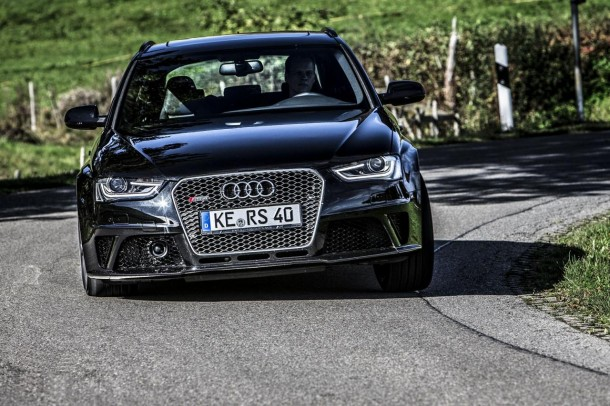 Audi RS4 Avant by ABT Sportsline (1)