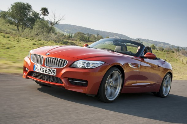 BMW Z4 Facelift 2014