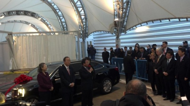 Bullet-proof Hyundai Equus For Ban Ki-moon (2)