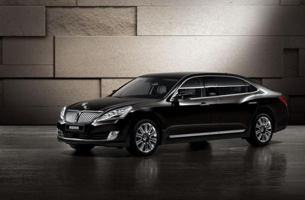 Bullet-proof Hyundai Equus For Ban Ki-moon (4)