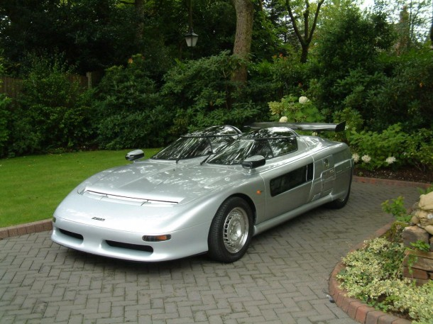 Italdesign Aztec Barchetta 1992 for sale (1)
