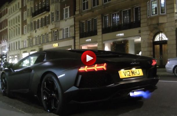 Lamborghini Aventador iPE Innotech Exhaust