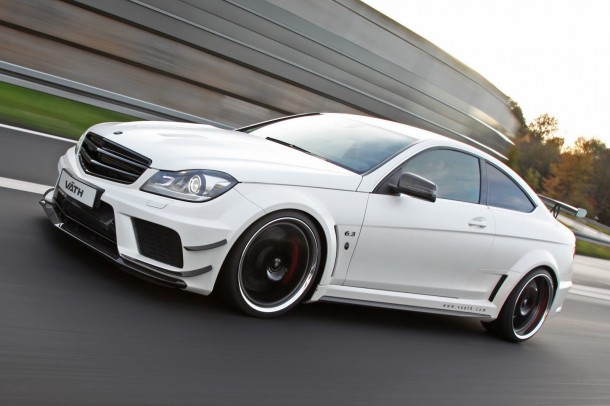Mercedes-Benz C63 AMG Coupe Black Series by Vath (2)
