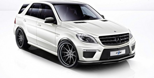 Mercedes-Benz ML63 AMG by RevoZport (1)