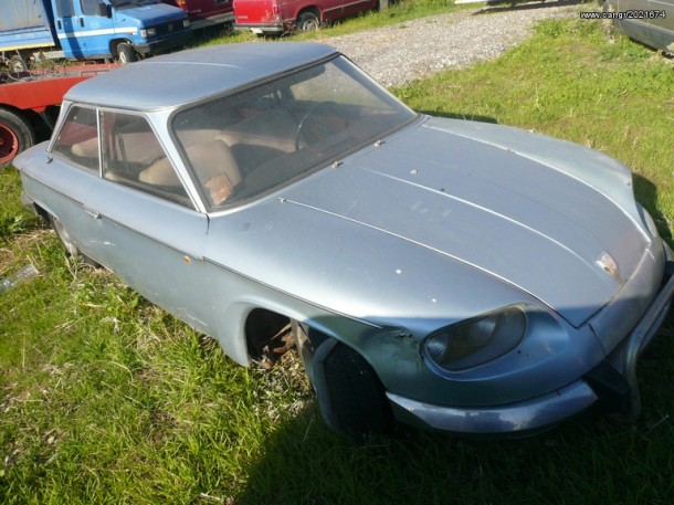 Panhard 24 B Ariete 1966 for sale (2)