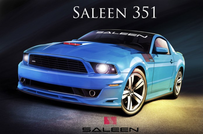 Saleen 351 Mustang