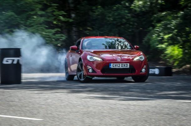 Toyota gt86 drift