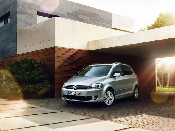 Volkswagen Sondermodell Golf Plus LIFE