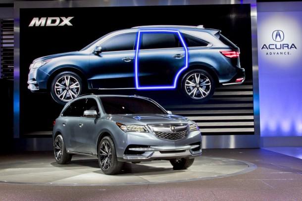 Acura MDX prototype 2014 (5)
