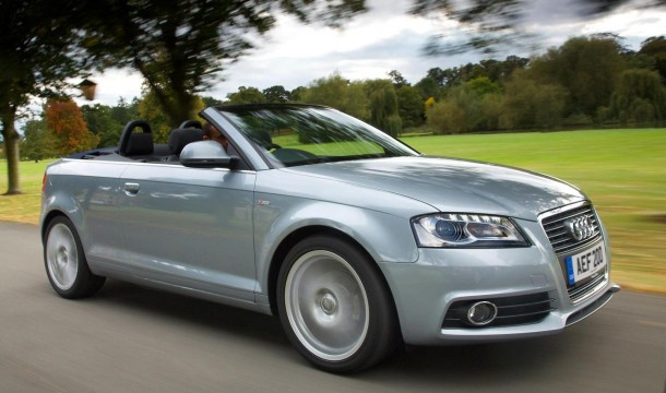 Audi A3 Cabriolet Final Edition
