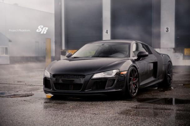 Audi R8 Project Phantom by SR Auto Group