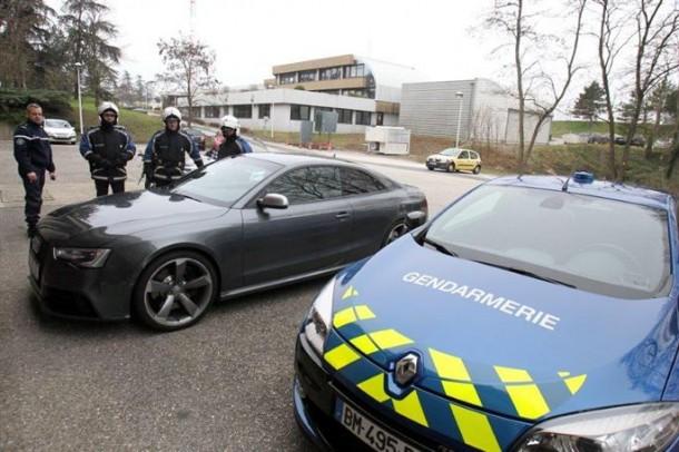 Audi RS V8 Renault Megane RS