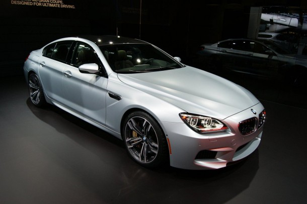 BMW M6 GranCoupe live in Detroit (3)