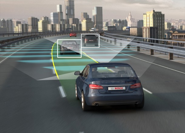 Bosch accelerates development of autonomous driving (1)