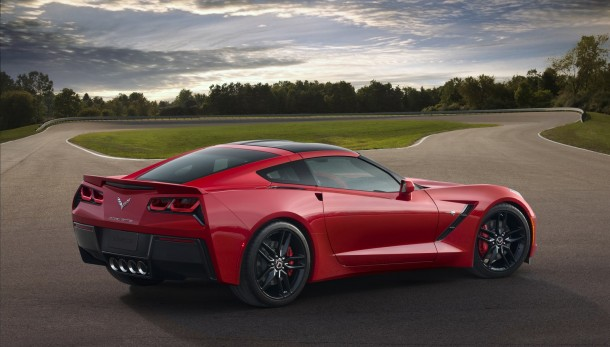 Chevrolet Corvette Stingray 2014 (5)