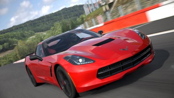 Chevrolet Corvette Stingray 2014 in Gran Turismo 5 (1)