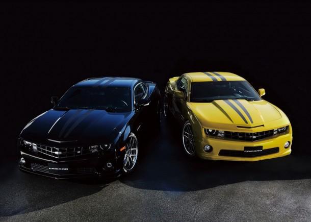 Chevrolet at Tokyo Auto Salon 2013