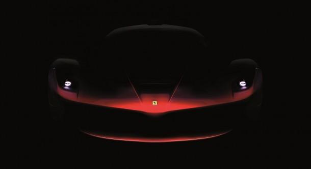 Ferrari F150 teaser photos (1)