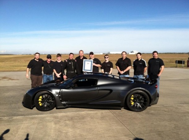 Hennessey Venom GT 0-300 kmh world record (3)