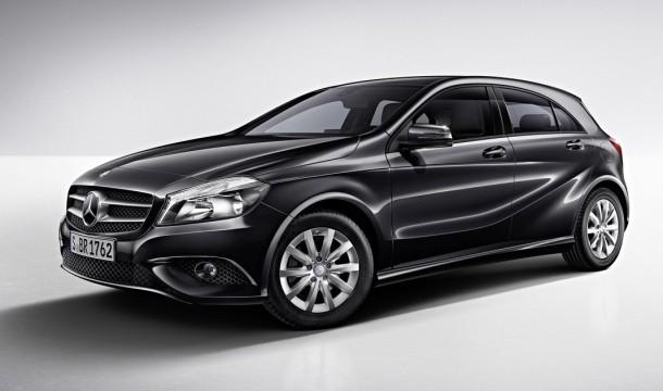 Mercedes-Benz A-Class, A 180 CDI BlueEFFICIENCY Edition