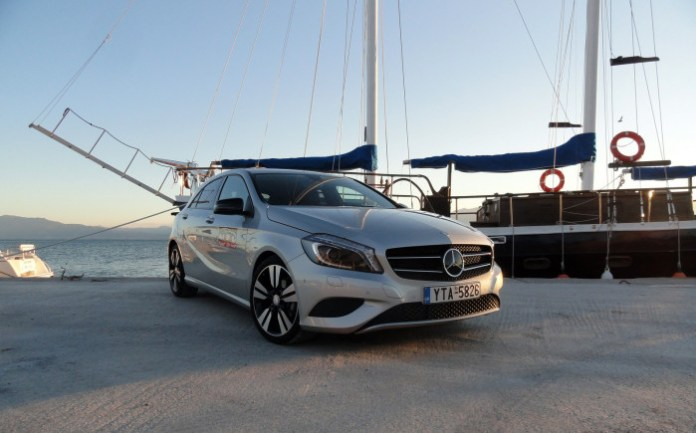 Mercedes-Benz A180 CDI BlueEFFICIENCY