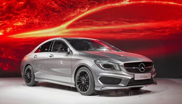 Mercedes-Benz CLA-Class (12)