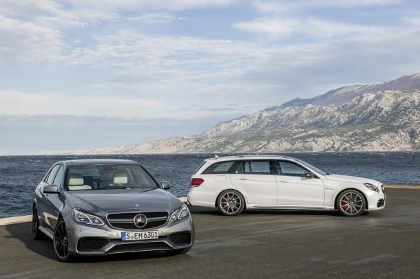 Mercedes-Benz E 63 AMG (W 212) Facelift 2013, E 63 AMG 4MATIC S-