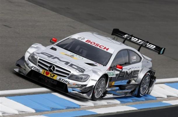 Mercedes DTM AMG C-Coupe
