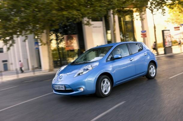 Nissan Leaf Euro-spec 2013 (1)