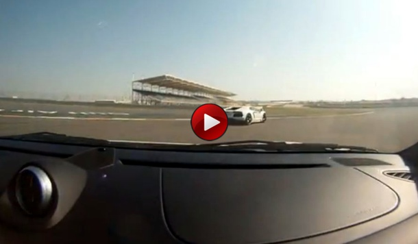 Porsche 911 GT2 vs Lamborghini Aventador