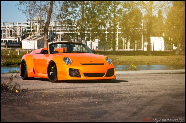 RUF Porsche 911 997 Turbo Cabrio by RSQuattro (3)