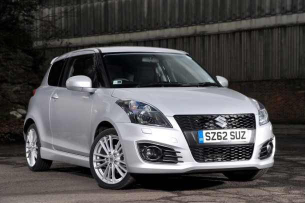 Suzuki Swift Sport SZ-R and Swift SZ-L (2)