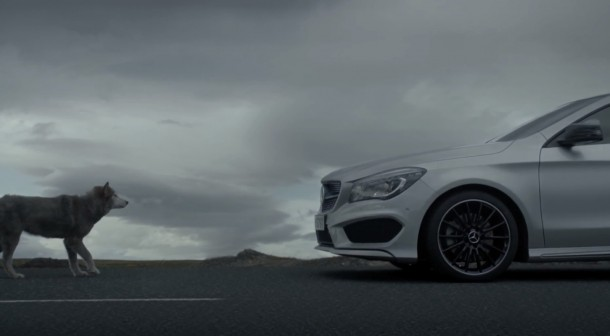 Untamed. The new CLA.