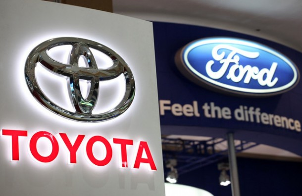toyota ford