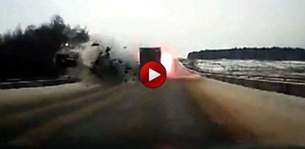 truck russia