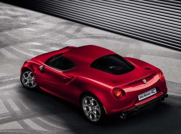 Alfa Romeo 4C 2013 (2)