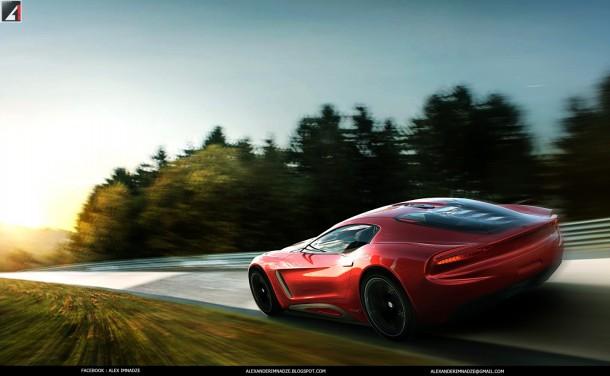 Alfa Romeo 6C Concept Study (4)