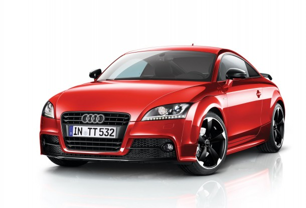 Audi TT Amplified Black Edition (1)