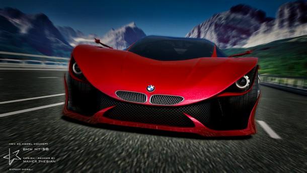 BMW MT-58 Concept