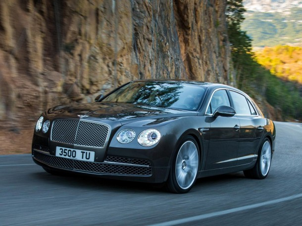 Bentley Continental Flying Spur 2014 (2)