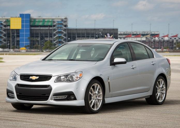 Chevrolet SS 2014 (3)