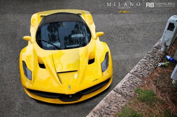 Ferrari F150 Rendering