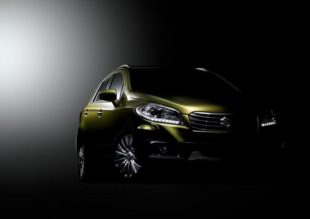 Geneva 2013_Suzuki C-segment crossover_front